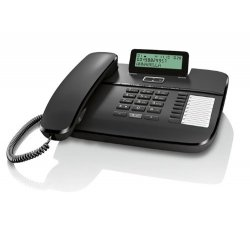 Gigaset DA710 Telefono a Filo, Display...
