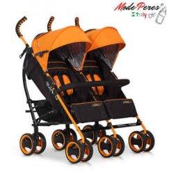 Passeggino gemmellare/duo_comfort ( orange )