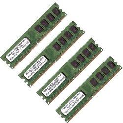Komputerbay KB_8GBAM2_4x2GB800_251 - Modulo di...