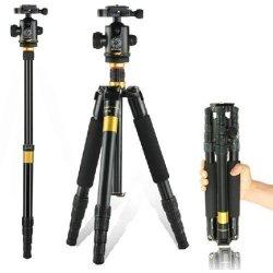 AnKooK Q-666 Pro SLR Camera Tripod monopiede Ball...