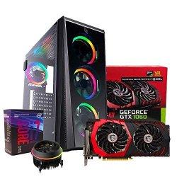 Pc gaming Intel i7 8700K,Ram 8 Gb 3000 Mhz,Ssd...