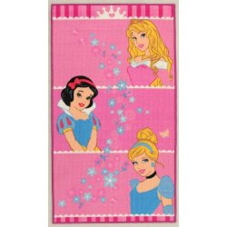 Disney Tappeto Princess Crown 80x140 cm