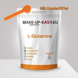 1kg di L-glutammina in polvere, a-amminoacido...