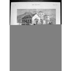 Chiesa Protestante Atene Provo Wallis 1892...