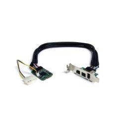 StarTech.com Mini PCI Express FireWire 2b 1a 1394...