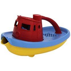 Tug Boat Red
