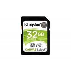 Kingston SD SDS/32GB Canvas Select Scheda SD,...