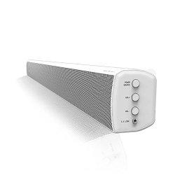 LONPOO Soundbar Speaker - Sistema Home Cinema 2.0...