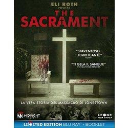 The Sacrament (Ltd) (Blu-Ray+Booklet)