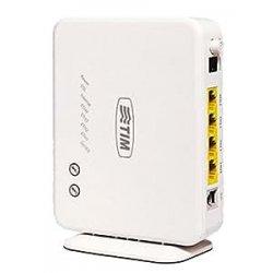 Telecom Italia 768762 Modem ADSL2+, Wi-Fi, 1...