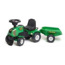 Falk 1014B - Trattore giocattolo Power Master con...