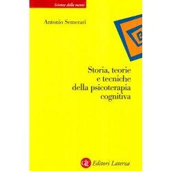 Storia, teorie e tecniche della psicoterapia...