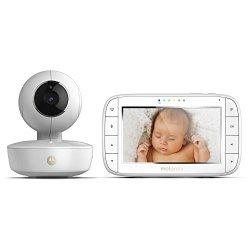 Motorola MBP50 Baby Monitor Video Digitale con...