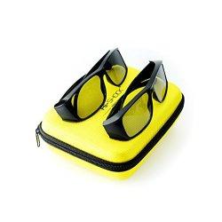 Hi-SHOCK 2 coppie di universale passivi occhiali...
