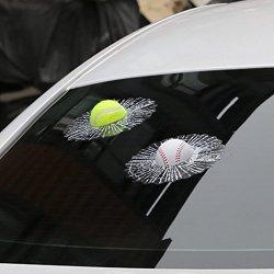 CHUNPIN Crazy Ball 3D auto decalcomania / adesivo...