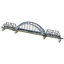 FALLER 222583 - Ponte ad arco con 2 ponticelli