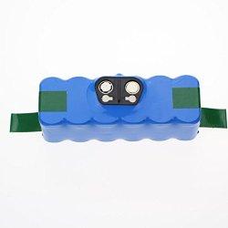 INNOPOW 14.4V 4.5AH Batteria al litio per iRobot...