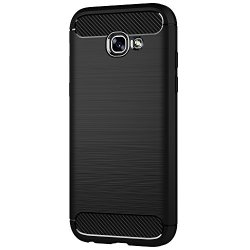 Cover Samsung Galaxy A3 2017, AICEK Nero Custodia...