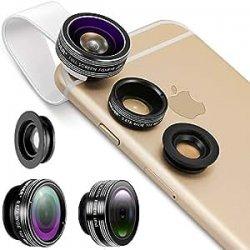 lenti e obiettivi per smartphone