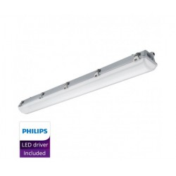 Noxion Stagna LED Impermeabile Pro 120cm 4000K...