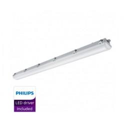 Noxion Stagna LED Impermeabile Pro 150cm 4000K...