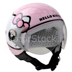 CASCO BAMBINO HELLO KITTY CANDY By Givi ROSA KID