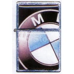 ACCENDINO METALLO BMW NERO